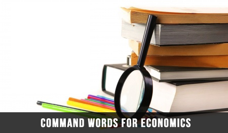 Command Words For Economics