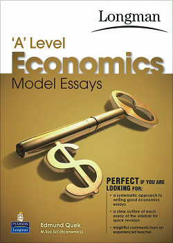 'A' Level Economics Model Essays